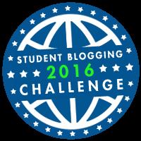Student Blogging Challenge 2k16